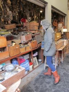 Puces saint ouen rommelmarkt parijs woonblog 25