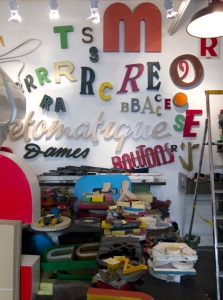 Woonblog parijs kidimo vintage letter 05