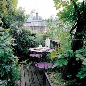 Woonbog balkon terras groen 02