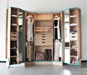 Walk in closet 01