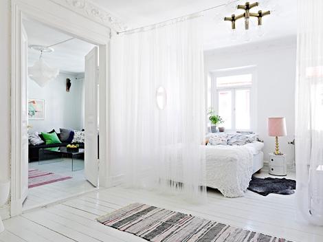 Binnenkijken in 20 witte slaapkamers – woonblog