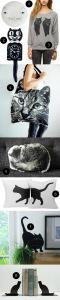 Katten interieur