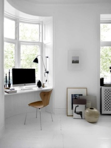 Scandinavisch appartement wit 01