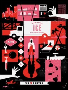 Dexter poster mattson creative