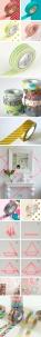 Masking tape washi woonblog