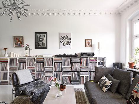 Zwart Wit Appartement : Binnenkijken in een zwart wit appartement u2013 woonblog