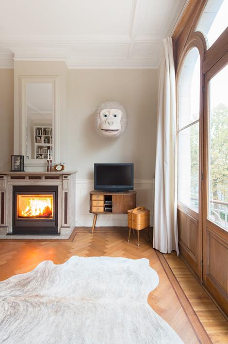 De kleuren uit ons appartement win heeeel veel levis ambiance verf woonblog - Scandinavische kleur ...