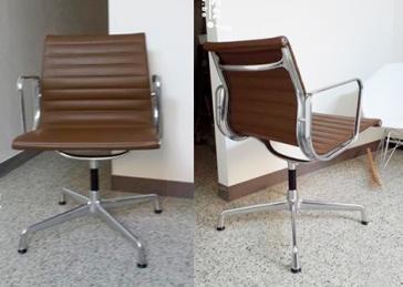 Eames Bureaustoel Tweedehands.Charles Ray Eames Koopjes Op Kapaza Woonblog