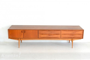 oswald vermaercke dressoir lowboard vintage