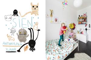 Mini woonboek woonblog kinderkamer inrichting 09
