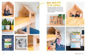 mini woonboek kinderkamer inrichten