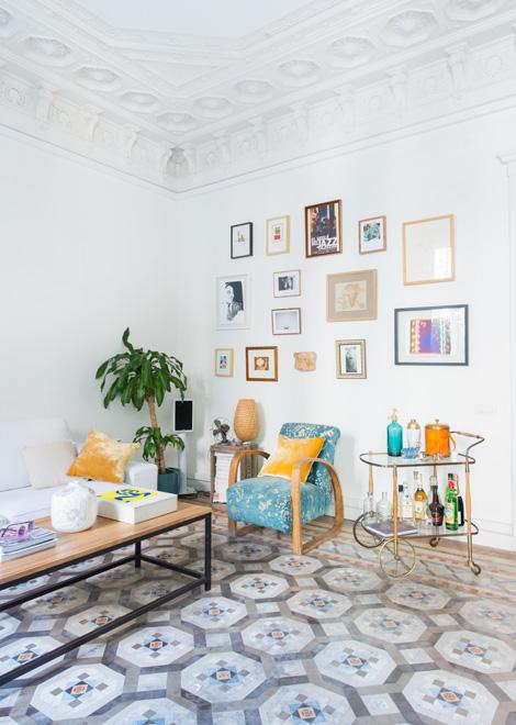 Appartement Barcelona Woonblog 01