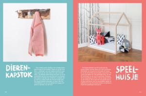 mini woonboek woonblog kinderkamer diy kidsroom