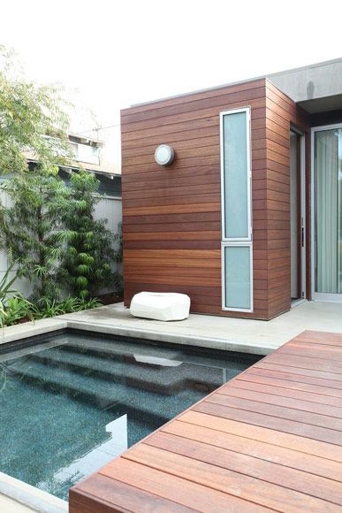 20 prachtige zwembadjes op maat van kleine stadstuinen for Klein zwembad