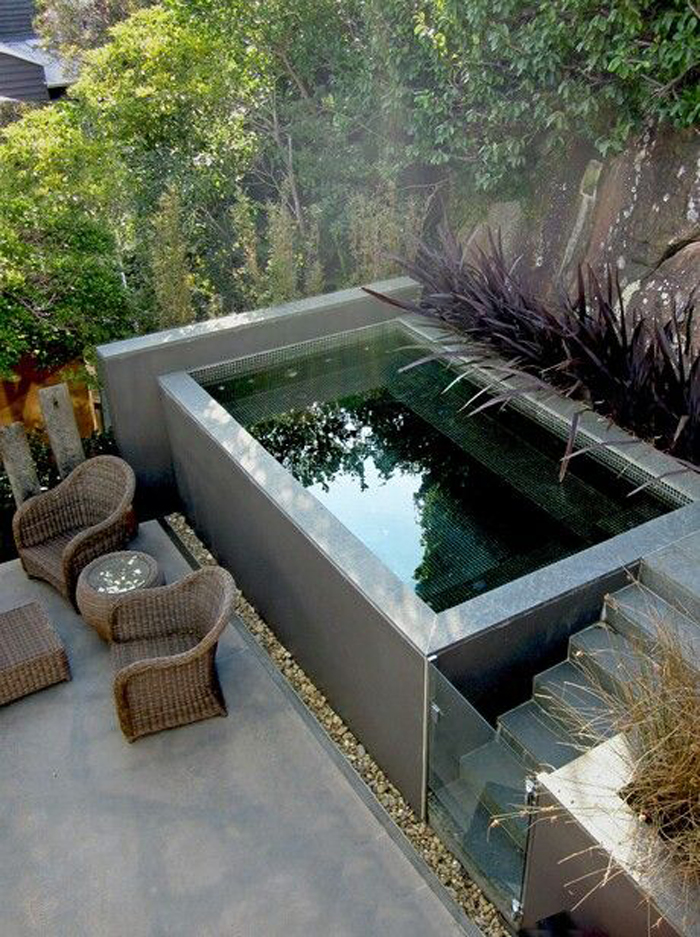 Vaak 20 prachtige zwembadjes op maat van kleine stadstuinen – woonblog &JA56