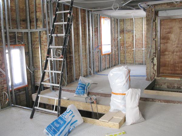 We gaan beginnen aan de renovatie van ons nieuwe huis u2013 woonblog