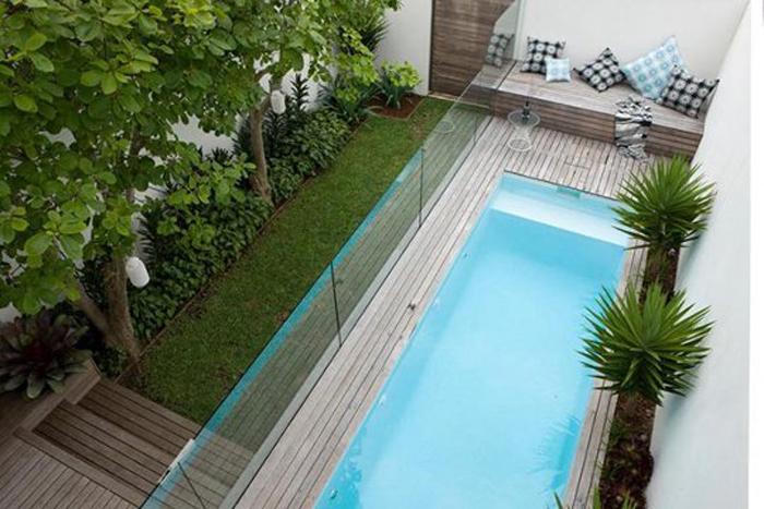 Verrassend 20 prachtige zwembadjes op maat van kleine stadstuinen – woonblog XM-27