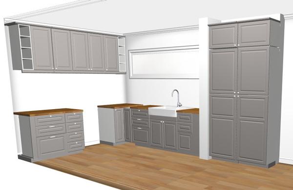 Binnenkort Koken We In De Metod Bodbyn Keuken Van Ikea Woonblog