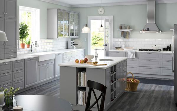 Binnenkort koken we in de metod bodbyn keuken van ikea woonblog - Heel mooi ingerichte keuken ...
