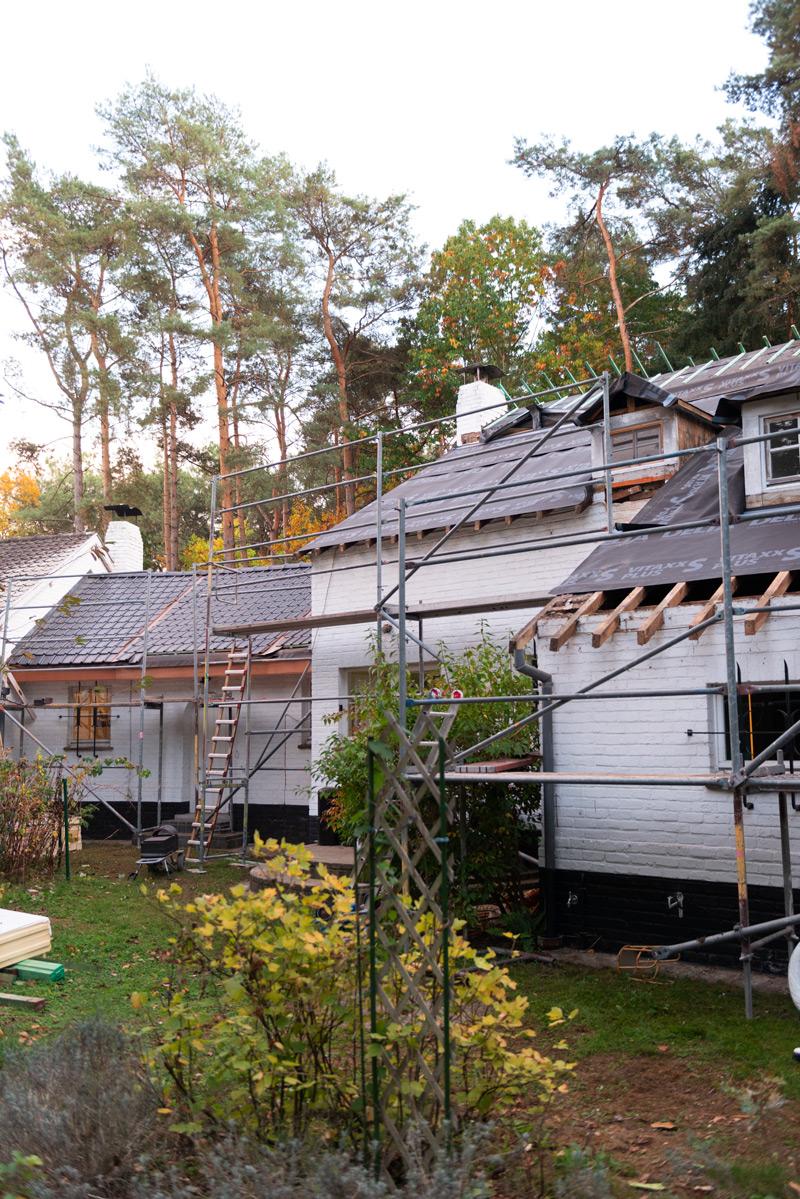 dakwerken smekens dakrenovatie smekens antwerpen dak