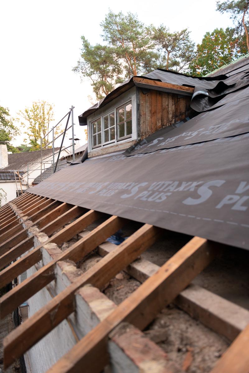 dakwerken smekens dak renovatie smekens antwerpen dakrenovatie